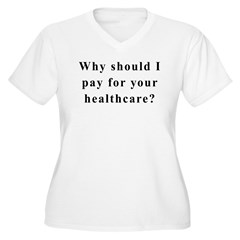 No Socialized Healthcare T-Shirt