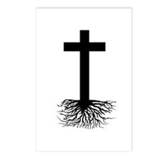 Rooted In Christ Postcards (Package of 8)
