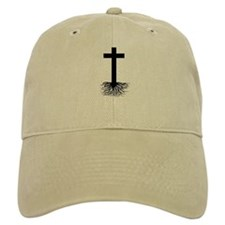 Rooted In Christ Baseball Cap