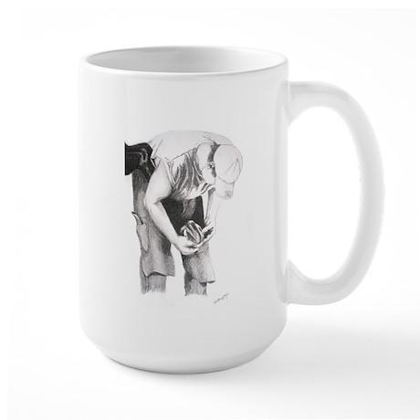 FARRIER Large Mug