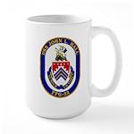 USS JOHN L. HALL Large Mug
