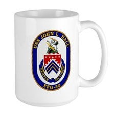 USS JOHN L. HALL Mug