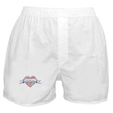 Love My Camper Boxer Shorts