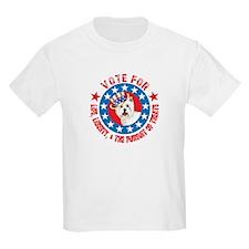 Vote for Westie T-Shirt
