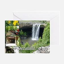 Noccalulla Falls Greeting Card