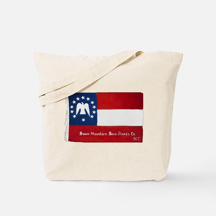 Brown Mountain Boys Tote Bag