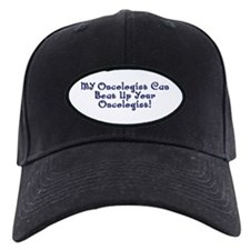 Oncologist Beat Up Baseball Hat