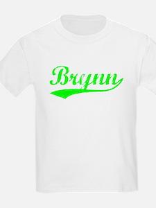 Vintage Brynn (Green) T-Shirt