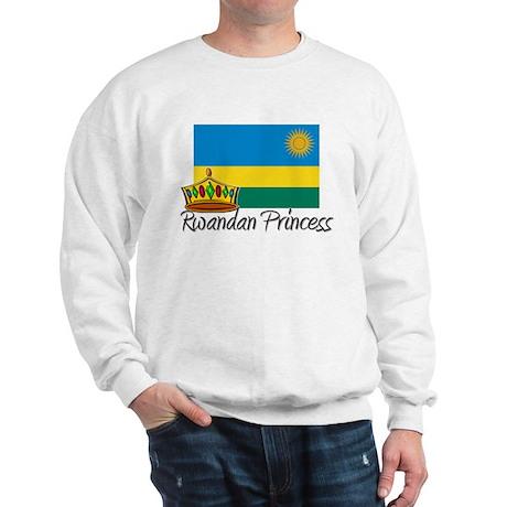 Rwandan Princess Sweatshirt