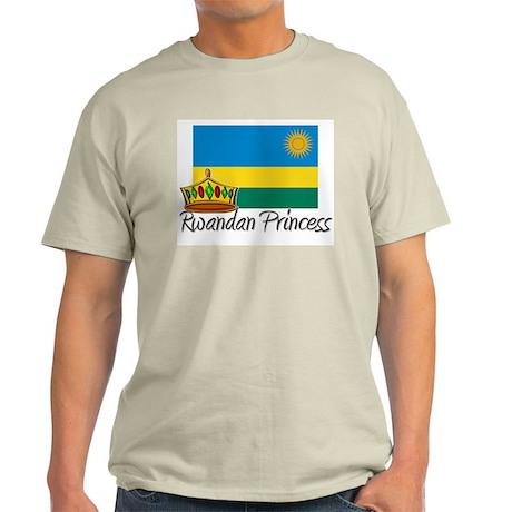 Rwandan Princess Light T-Shirt