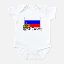 Russian Princess Infant Bodysuit