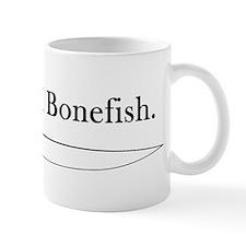 """I Bonefish."" Mug"