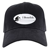 Fly fishing hat Black Hat