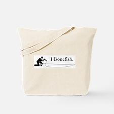 """I Bonefish."" Tote Bag"