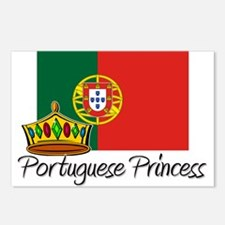 Portuguese Princess Postcards (Package of 8)