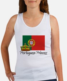 Portuguese Princess Women's Tank Top