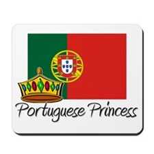 Portuguese Princess Mousepad