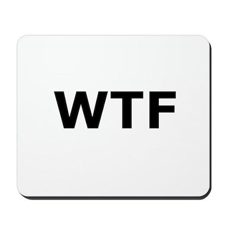 WTF Mousepad