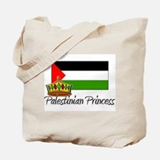Palestinian Princess Tote Bag