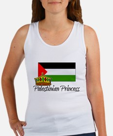 Palestinian Princess Women's Tank Top