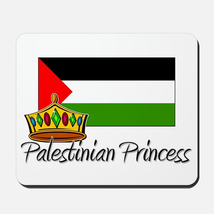 Palestinian Princess Mousepad