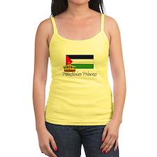 Palestinian Princess Jr.Spaghetti Strap