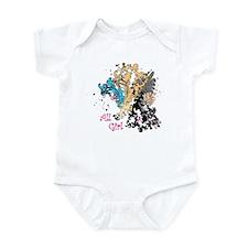 All Girl! Infant Bodysuit