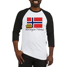 Norwegian Princess Baseball Jersey