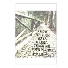Youth groups Postcards (Package of 8)