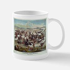 Cute Custers last stand Mug