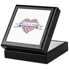 Love My AV Archivist Keepsake Box