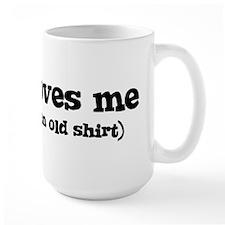 Janae loves me Mug