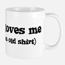 Madisen loves me Mug