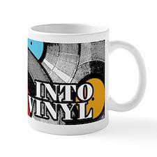 Into Vinyl - Small Mug