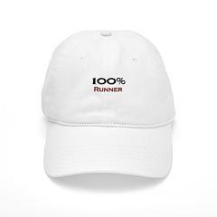100 Percent Runner Baseball Cap