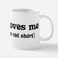 Carmen loves me Mug