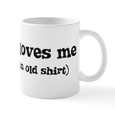 Brianna loves me Mug
