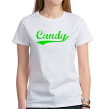 Vintage Candy (Green) Tee