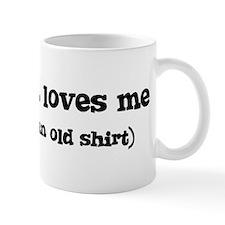 Esperanza loves me Mug