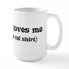Esmeralda loves me Mug