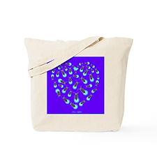 Love Aglow Tote Bag