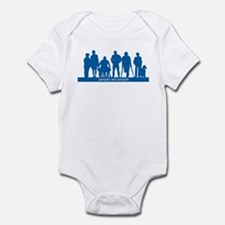People Are People Infant Bodysuit