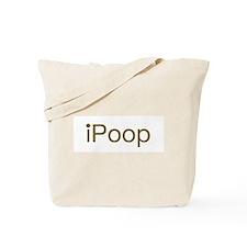 Unique Ipoop Tote Bag