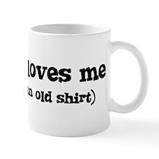 Natasha loves me Mug