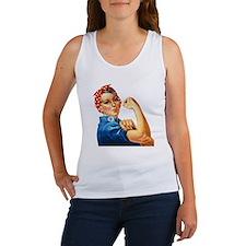 Rosie the Riveter Women's Tank Top