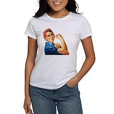 Rosie the Riveter Tee