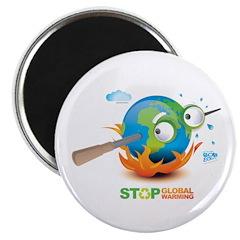 """Earth Skewer 2.25"""" Magnet (100 pack)"""