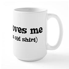 Natalee loves me Mug