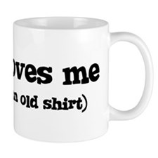 Kathy loves me Mug