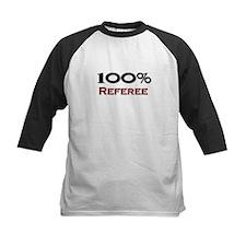 100 Percent Referee Tee